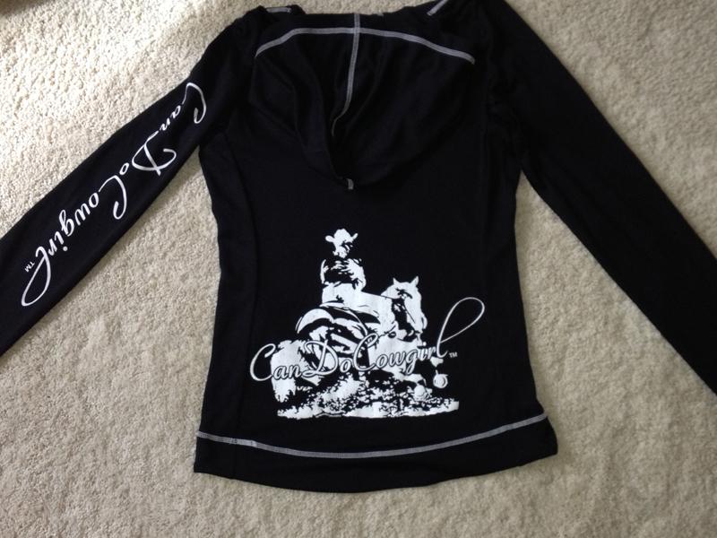 Women S Fleece Pullover With Hood And 1 2 Zip Front