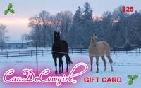CanDoCowgirl Gift Card - $25
