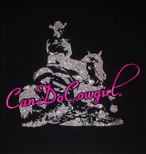 Team CanDoCowgirl Jacket